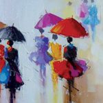 toile-figuratif-020-Toile-40x120-cm-parapluies